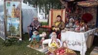 Храпковский ДНТ на 75 летии губернии г. Владимир