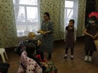 """""""Моя Родина-Таджикистан"""" тематическая программа по толерантности"""